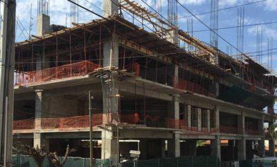Emiliano Zapata's new construction